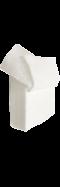 Салфетка 20х20см. (100 шт) - спанлейс 50г/м2
